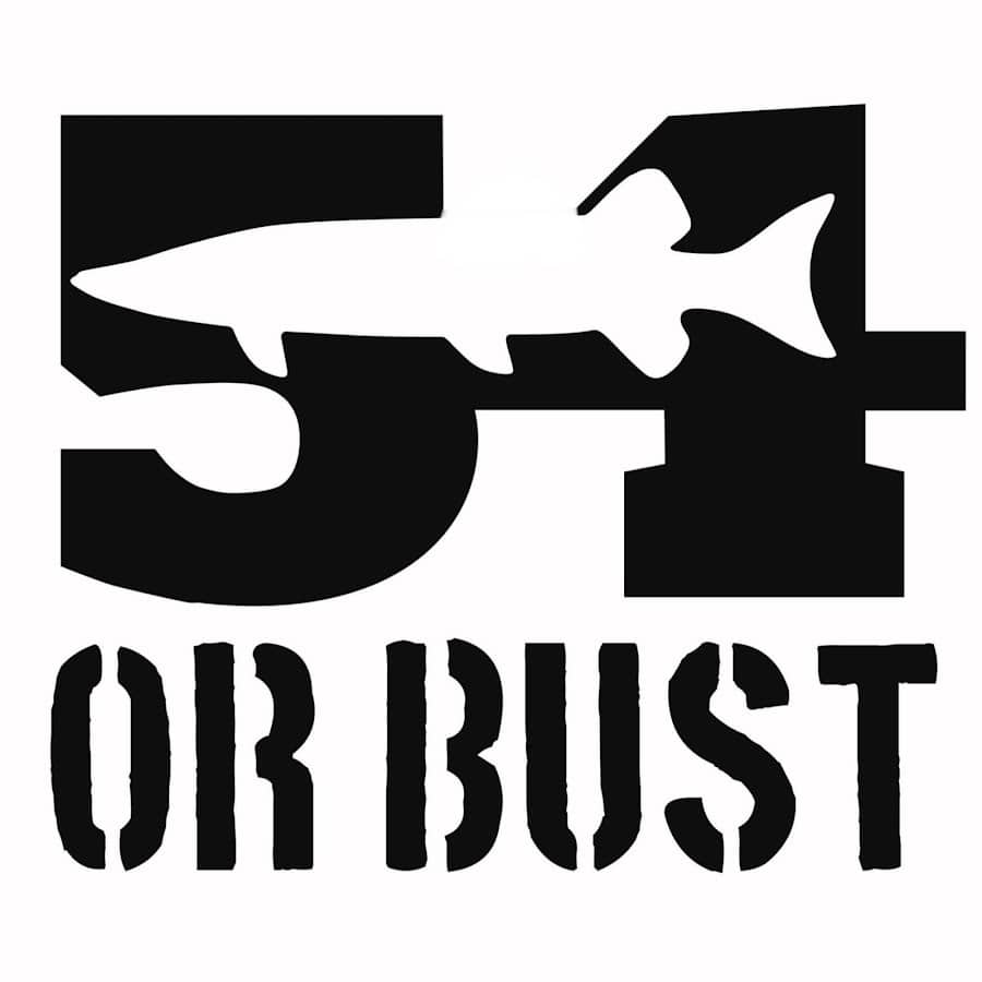 54 or bust
