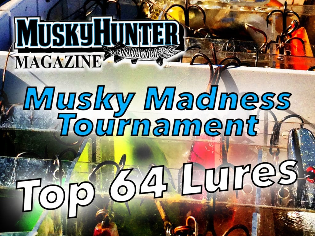 musky hunter 64 tourny