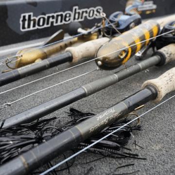 predator rod
